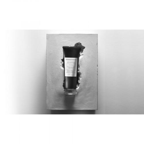 Nanogen 5in1 Shampoo & Conditioner Šampūns un kondicionieris matu apjomam, vīriešiem 240ml