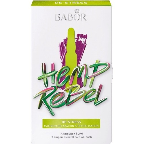 Babor Hemp Rebel Kaņepju fluīds 7x2ml