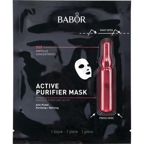 Babor Active Purifier Mask Ampulu maska 1vnt