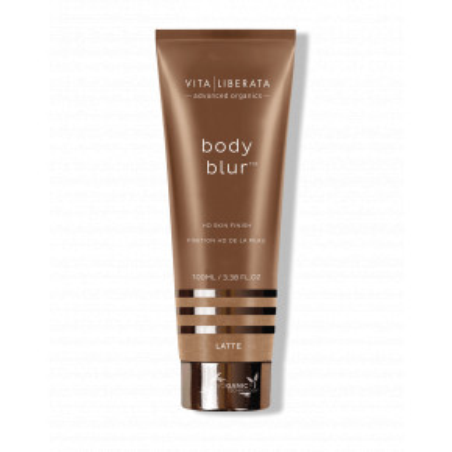 """Vita Liberata Body Blur Instant Skin Finish Tūlītējas iedarbības krēms, ķermeņa """"make-up"""" 100ml"""