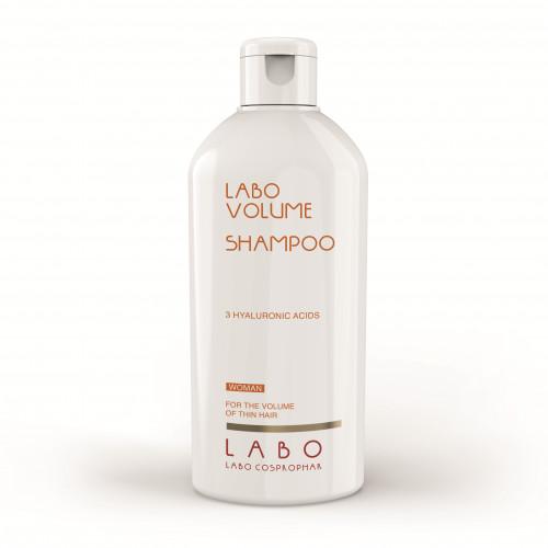 Labo Cosprophar Volume Shampoo Speciāls šampūns plāniem matiem, piešķir apjomu, Sievietēm 200ml