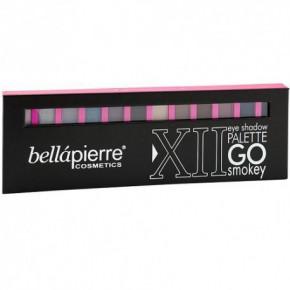 BellaPierre 12 Eyeshadow Palette-Go Smokey Acu ēnas komplekts