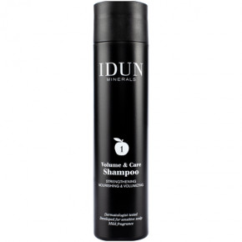 IDUN Volume & Care Shampoo Apjomīgs šampūns 250ml