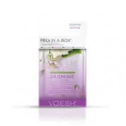 VOESH Deluxe Pedi In A Box 4 Step Jasmine Soothe Pēdu ārstēšana Set