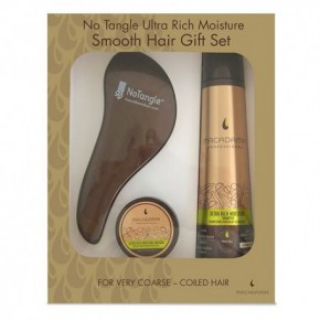 Macadamia Ultra Rich Moisture Smooth Hair Gift Set Matu kopšanas komplekts