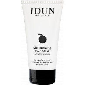IDUN Moisturizing Face Mask Mitrinoša sejas maska 75ml