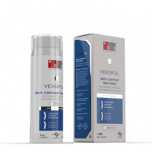 DS Laboratories Vexum.SL Neck Contour Treatment Līdzekļi kakla kontūras pievilkšanai 50ml