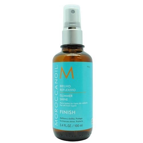 Moroccanoil Glimmer Shine Līdzeklis piešķirošs matiem spīdumu 100ml
