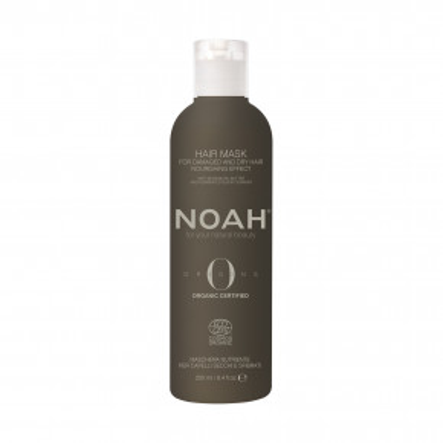 Noah Origins Hair Mask Nourishing Effect For Damaged And Dry Hair Matu maska 250ml