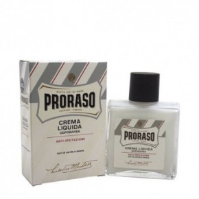 Proraso White After Shave Cream Balzāms pēc skūšanās 100ml