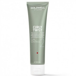 Goldwell Stylesign Curly Curl Control Mitrinošs krēms cirtu veidošanai 100ml