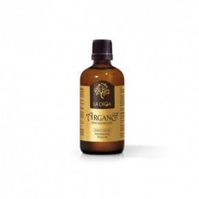 La Croa Nourishing Intensīvi mitrinoša un barojoša matu eļļa 100ml