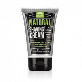 Pacific All Natural Shaving Cream Skūšanās krēms 101ml