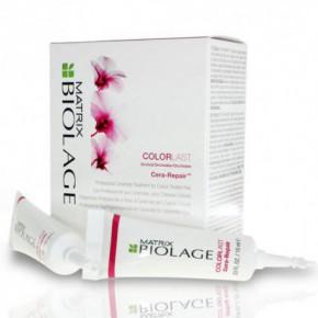 Matrix Biolage Colorlast Cera-Repair Koncentrāts krāsotiem matiem 10x10ml