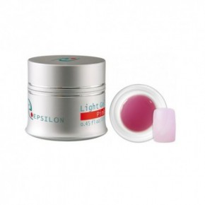 Kinetics Epsilon Light Pink Vieglas konsistences rozā želeja 13ml