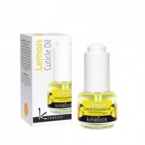 Kinetics Professional Cuticle Oil Lemon Eļļa nagiem un kutikulai ar citrona aromātu 15ml