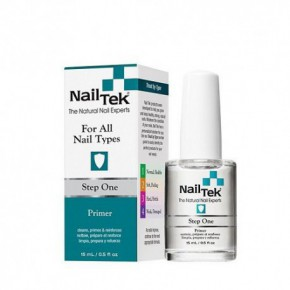 Nail Tek Step One Nagu lakas bāze 15ml