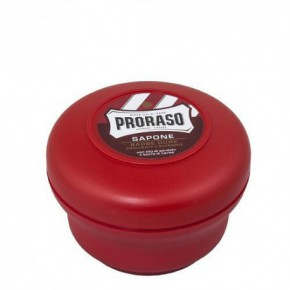 Proraso Red Shaving Soap Ādu mitrinošs skūšanās ziepes 150ml