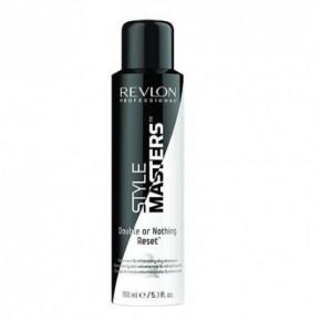 Revlon Professional Style Masters Double Or Nothing Reset Piešķir apjomu un darbojas kā sausais šampūns 150ml