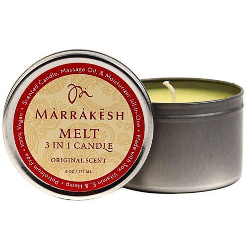 Marrakesh Earthly Body Original Masāža svece 177ml