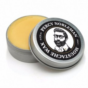 Percy Nobleman Moustache Wax Ūsu vasks 20ml