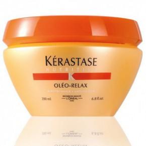 Kerastase Nutritive Oleo-Relax Maska sausiem un nepaklausīgiem matiem 200ml