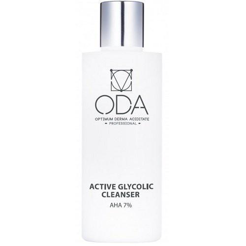 ODA Aktīvs mazgāšanas līdzeklis ar glikolskābi 7% 200ml