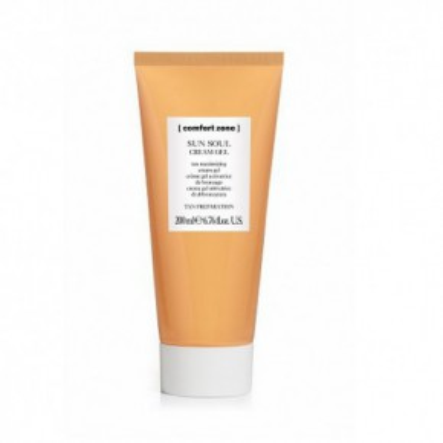 Comfort Zone Sun Soul Cream Gel Sauļošanās sejas un ķermeņa želeja 200ml