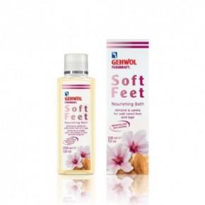 Gehwol Soft Feet Nourishing Bath Līdzeklis pēdu vannošanai 200ml