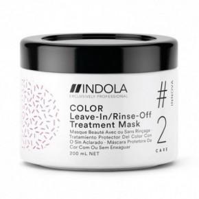 Indola Color Maska krāsotiem matiem 200ml