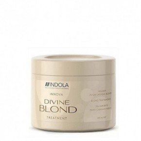 Indola Divine Blond Atjaunojoša maska gaišiem matiem 200ml
