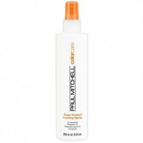 Paul Mitchell Paul Mitchell Color Protect Locking Spray Sprejs krāsotiem matiem, kas pasargā matu krāsu no saules 250ml