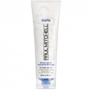Paul Mitchell Spring Loaded Frizz-Fighting Shampoo Šampūns cirtainiem matiem 250ml