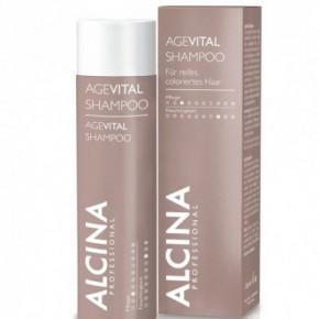 Alcina Agevital Šampūns nobriestam krāsotiem matiem 250ml