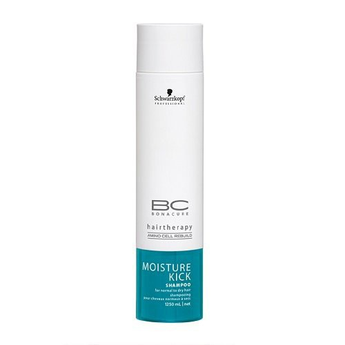 Schwarzkopf BC Moisture Kick Mitrinoša matu šampūns 250ml