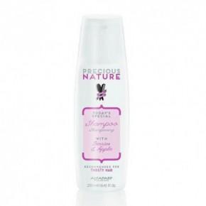 AlfaParf Milano Precious Nature Šampūns ar ogu un ābolu ekstraktiem ļoti sausiem matiem 250ml
