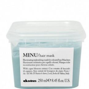 Davines Minu Hair Mask Matu maska 250ml