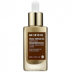 Mizon Snail Repair Ex Ampoule Serums sejas ādai 30ml