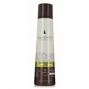 Macadamia Weightless Moisture Shampoo Mitrinošs matu šampūns 300ml