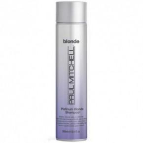 Paul Mitchell Platinum Blonde Shampoo Tonējošs, mitrinošs šampūns gaišiem matiem 300ml