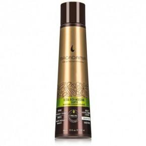 Macadamia Ultra Rich Moisture Shampoo Bagātīgi mitrinošs šampūns sausiem, bojātiem matiem 300ml