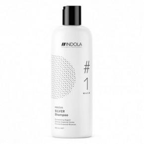 Indola Silver Šampūns gaišiem matiem 300ml