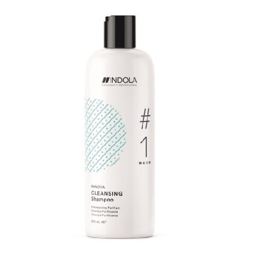 Indola Specialists Cleasing Dziļi attīrošs matu šampūns 300ml