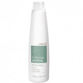 Lakme K.Therapy Purifying Šampūns taukainiem matiem 300ml