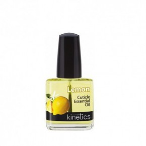 Kinetics Professional Cuticle Oil Lemon Eļļa nagiem un kutikulai ar citrona aromātu 5ml