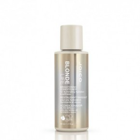 Joico Blonde Life Brightening Mitrinošs kondicionieris blondiem matiem 50ml