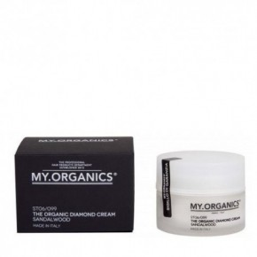 My.Organics Diamond Cream Dimanta krēms 50ml