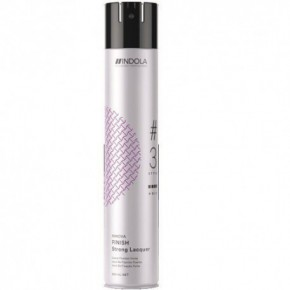 Indola Strong Finish Spray Stipras fiksācijas matu laka 500ml