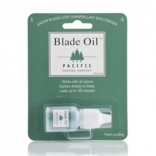 Pacific Shaving Blade Oil Eļļa skūšanās asmeņiem 7ml
