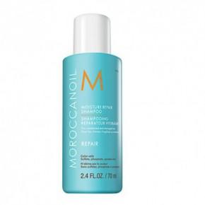 Moroccanoil Repair Šampūns ar keratīnu sausiem matiem 70ml